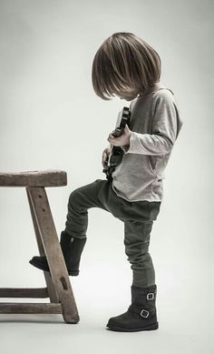 This little guy represents me when I was a kid locking myself in my room and playing guitar for hours on end growing up. Play Personalities: Artist/Creator. Qualities of Play: voluntary, inherent attraction, freedom from time, continuation desire, diminished consciousness of self.