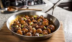 Sweet and Sour Meatballs | 25 30-Minute Meals You Can Make With Ingredients In Your Pantry