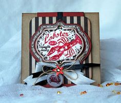 Gorgeous card with @Spellbinders