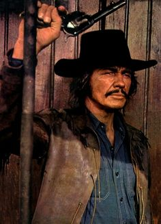 charles bronson. I loved him when I was a teen.