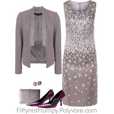 """The Wedding Guest"" by fiftynotfrumpy on Polyvore"