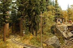 Paul Scoles Pelican Bay Railway