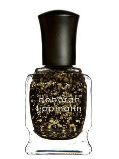 Deborah Lippmann Nail Lacquer in Cleopatra in New York (obsessed for fall)