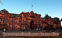 Final do ano e 2017 em Buenos Aires a partir de R$ 441* #buenosaires #pacotes #viagens #voos #promoção