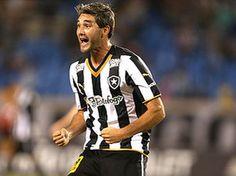 BotafogoDePrimeira: A tarde do Botafogo: Navarro volta a treinar no ca...