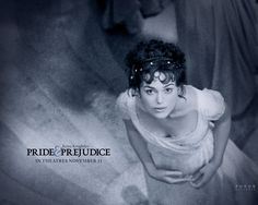 I could easily forgive his pride, if he had not mortified mine..  Pride and Prejudice! :)