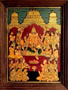 Vakrathunda Mahākāya Suryakōti Samaprabha | Nirvighnam Kurumédéva Sarvakāryéshu Sarvada || Happy Ganésh Chathurthi!