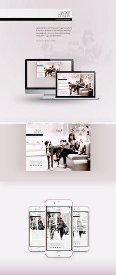Carmen Virginia Grisolia on Behance Web Design for Fashion Fashion Online, Virginia, Web Design, Behance, Design Web, Website Designs, Site Design