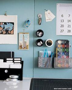 #office wall storage ideas