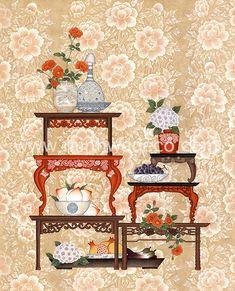 Japan Illustration, Graphic Illustration, Illustrations, Korean Art, Asian Art, Decoupage, Thai Art, Wine Art, Ink Painting