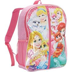 Disney Princess Palace Pets Backpack (Pink) Disney http://www.amazon.com/dp/B00LBKF210/ref=cm_sw_r_pi_dp_qoQ2tb1TBYDPBD2X