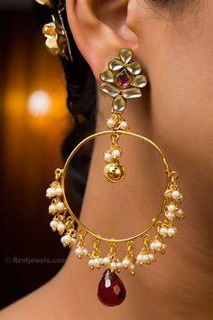 earrings, indian jewelry, bride