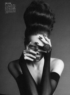 #black&white #portraits #lesdoitmagazine
