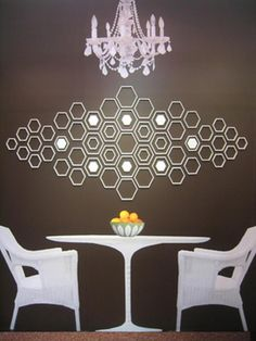 Beautiful Modern Wall Decorating Ideas With Contemporary Dining Room With Modern Wall Decor Ideas
