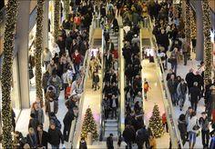 L'immersion consumériste ou le réenchantement par la consommation