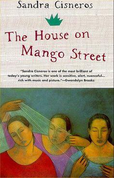 The House on Mango Street. Sandra Cisneros. PS3553.I78 H6 1994 (Main Stacks).