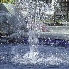 Poolmaster Rock Style Floating Fountain