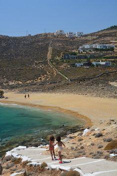 Sifnos island_beach_agios sostis - Greece