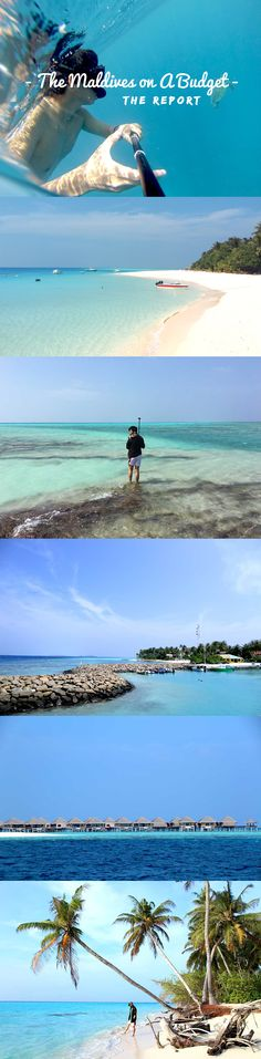 Tips to travel cheap to the Maldives