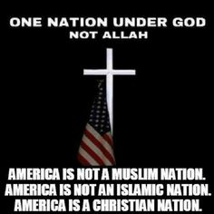 Islam is not a religion the koran is a book on how to govern complete with laws not a religious book not to mention laws we as americans have the constitution to govern