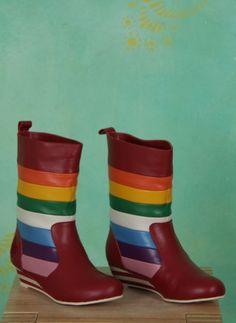 Schuhe, Lennie, multicolor