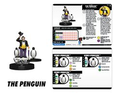 WizKids Previews The Penguin For HeroClix  http://www.tabletopgamingnews.com/wizkids-previews-the-penguin-for-heroclix/