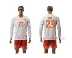 http://www.xjersey.com/201516-netherlands-23-krul-away-long-sleeve-jersey.html 2015-16 NETHERLANDS 23 KRUL AWAY LONG SLEEVE JERSEY Only 33.11€ , Free Shipping!
