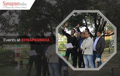 "SynapseIndia Events in Noida: SynapseIndia Events - ""Employee of the Month"""