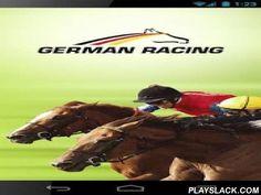 GERMAN RACING  Android App - playslack.com , Die offizielle App von GERMAN RACING – der Dachmarke des deutschen Galopp-Rennsports.Mit der kostenlosen App haben Galopprennsport-Fans stets mobilen Zugriff auf die aktuellen News und Rennvideos rund um den ältesten organisierten Sport in Deutschland (seit mehr als 188 Jahren).Die Funktionen im Überblick:– aktuelle News– Mediathek (alle Highlights als Video)– Top-50 Rangliste der Trainer/Jockeys/Pferde– deutsche Renntermine (auch als direkten…