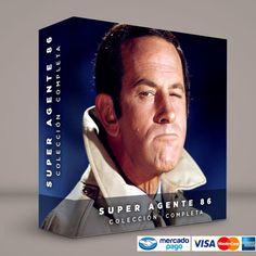 Super Agente 86 · Colección completa · Visita nuestra RetroTienda · Películas · Series · Tazas · Franelas → RetroReto.com Pedidos: 0414.4027582