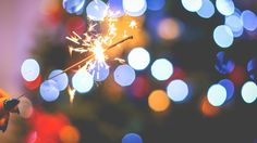 Sparklers in the New Years Eve Wallpapers · 4K HD Desktop ...