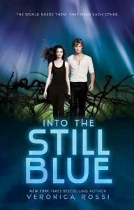 """Read """"Into the Still Blue"""" by Veronica Rossi available from Rakuten Kobo. The race for survival comes to a thrilling close in the earth-shattering conclusion to Veronica Rossi's New York Times b. Book Lists, Reading Lists, Reading Books, Ya Books, Books To Read, Veronica, Never Stop Dreaming, Blue Books, Bestselling Author"""