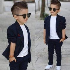 This Cool kids & boys mohawk haircut hairstyle ideas 40 image is part from 60 Awesome Cool Kids and Boys Mohawk Haircut Ideas gallery and article, click read it bellow to see high resolutions quality image and another awesome image ideas. Toddler Boy Haircuts, Little Boy Haircuts, Toddler Boys, Baby Kids, Toddler Boy Fashion, Little Boy Fashion, Fashion Children, Girl Fashion, Toddler Fashion