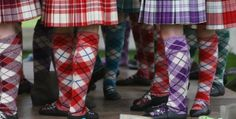 Cowal Highland Gathering in Argyll, Scotland Awesome Socks, Cool Socks, Drum Major, Country Dance, Kilts, Plaid Skirts, Dancers, Plaid Scarf, Festivals
