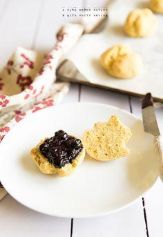 paleo biscuits #glutenfree #grainfree #paleo