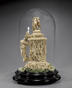 Awesome Art, Cool Art, Amazing, Rococo, Baroque, Beer Stein, Ancient Jewelry, Apothecary Jars, Glass Domes