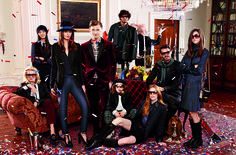 """La collection """"The Holiday Mixer"""" de Tommy Hilfiger http://www.vogue.fr/mode/news-mode/diaporama/la-collection-the-holiday-mixer-de-tommy-hilfiger/16539"""