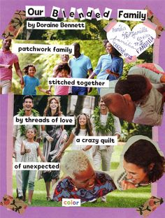 Here's another example of a poetry collage (created at a workshop for teachers in Wichita Falls, TX). This poem is from THE POETRY FRIDAY ANTHOLOGY FOR CELEBRATIONS (edited by Sylvia Vardell & Janet Wong, 2015). Teacher Workshops, Wichita Falls, Collages, Celebrations, Poems, Friday, Quilts, Stitch, Baseball Cards