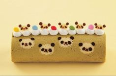 Kawaii Swiss Cake Roll Tutorial - Japanese Book Review : Chao Roll Deco Building More! - Takara Town
