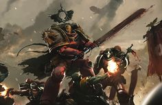 The Green Tide on the Horizon - Faeit 212: Warhammer 40k News and Rumors