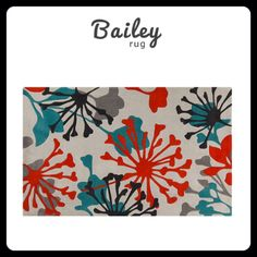 'Bailey' rug, $90 - $1,540, joybird.com