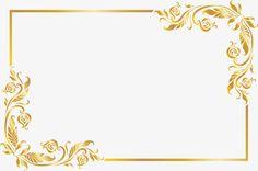 Golden tree rattan frame PNG and Clipart Frame Border Design, Boarder Designs, Page Borders Design, Flower Background Wallpaper, Flower Backgrounds, Flower Circle, Flower Frame, Certificate Background, Wedding Borders
