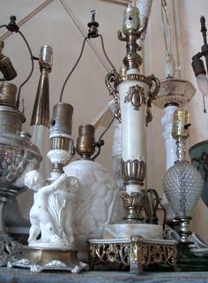 Nothing brings the wow factor into your home  quite like the write choice of lighing. We have that stunning antique lamp or chandellier that you've been seeking. Come and have a look, recieve 10% off your choice from the lighting section at A Touch of Vintage. Thru November. Not to be combined with other promotional discounts.