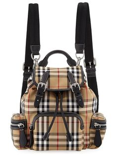 2978d18ce467 Burberry Rucksack Small Vintage Sailing Canvas Backpack