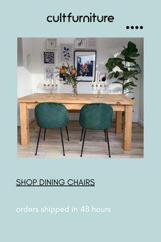 Kitchen Room Design, Kitchen Nook, Kitchen Chairs, Dining Room Chairs, Dining Rooms, Dining Area, Kitchen Ideas, Dining Table, Loft Office
