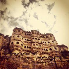 Jodhpur! Most beautiful years of my life were spent here. Sigh.