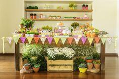 16 inspirações de decoração para festas de aniversário de 1 aninho