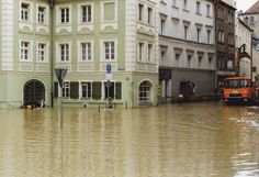 Jahrhunderthochwasser 1988
