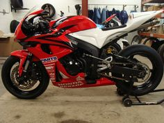 '07 cbr600rr Erion Honda race/track bike $7000obo - http://get.sm/B0acliy #wera Honda,honda