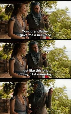 This made me actually spit take laugh out loud! - Fangirl - Game of Thrones